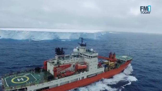 Schweizer Forscher beenden erfolgreich die Antarktis-Umrundung