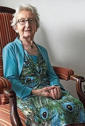 Gertrud Nüsperli erinnert sich an schwierige Zeiten. «Für Aarauer Kinder gibt es keinen schöneren Tag im Jahr.»