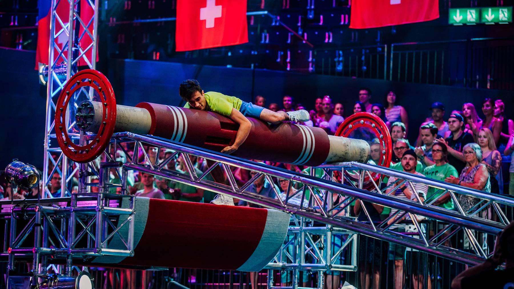 Nach dem grossen Erfolg der ersten Ausgabe von «Ninja Warrior Switzerland» startet TV24 die zweite Staffel der TV-Wettkampfshow rund um den härtesten Hindernisparcours der Welt.