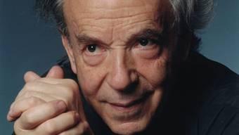 Der 87-jährige Österreicher Paul Badura-Skoda. (ZVG)
