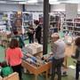 1500 Leserinnen und Leser sind heute bei der Gemeindebibliothek registriert.