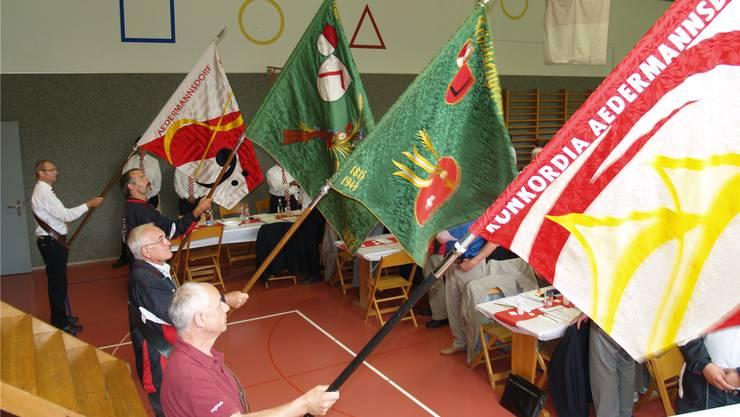 Die Sportschützen Aedermannsdorf-Herbetswil überzeugten am Eidgenössischen Schützenfest in Raron.