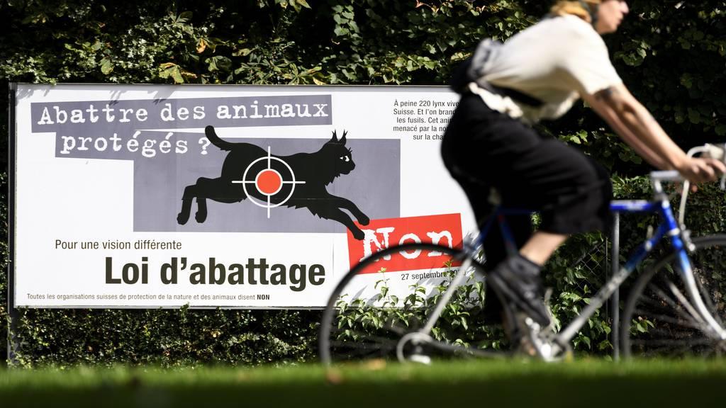 Jagdgesetz-Gegner wollen im Oktober neuen Vorschlag präsentieren