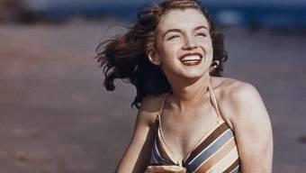 Marilyn Monroe im Alter von 19 Jahren (Archiv)