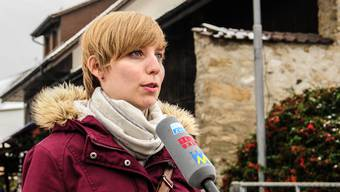Johanna Gündel (24) Studentin aus Oberwil-Lieli.