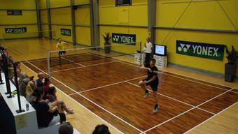Racketlon Swiss Open in Schlieren