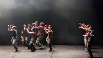 Alle wollen an die Honigtöpfe des Kantons: Eine Choreografie am Theater Basel. Key
