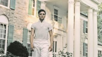 1957 kaufte Elvis Presley Graceland am Rande von Memphis und zog mit seinen Eltern ein. 20 Jahre später starb er hier. Michael Ochs Archives/Getty Images
