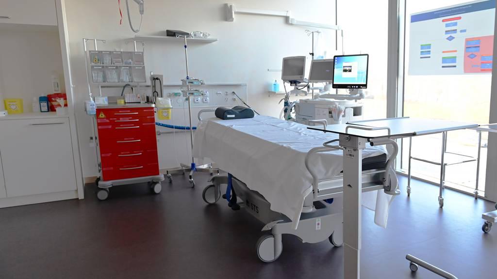 Luzern richtet Notspital in Paraplegiker-Zentrum ein