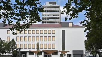 Haus der Museen und Stadthaus mit Platz der Begegnung