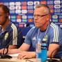 Hat mit Schweden die Erwartungen bereits übertroffen: Nationaltrainer Janne Andersson
