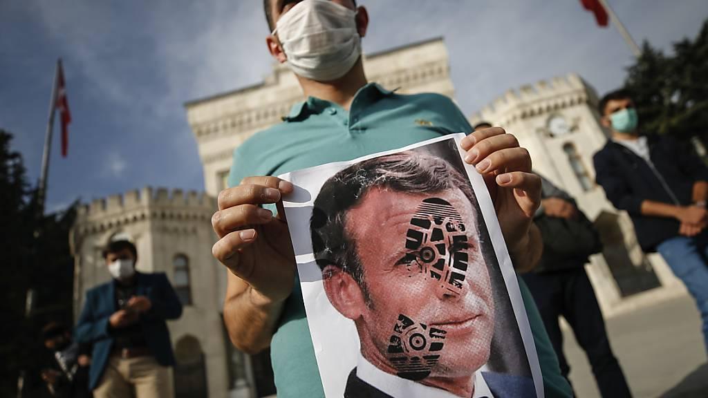 Französischer Wirtschaftsverband: Geben der Erpressung nicht nach