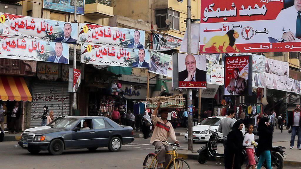 Der zweite Teil der Wahlen in Ägypten ist angelaufen. Absehbar war bereits im Vorfeld, dass Präsident al-Sisi weiter an der Macht bleiben darf.