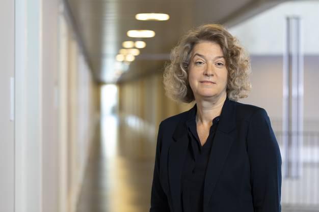 Angela Weirich, Erste Staatsanwältin.