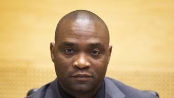 Der frühere kongolesische Milizenführer Germain Katanga (Archiv)