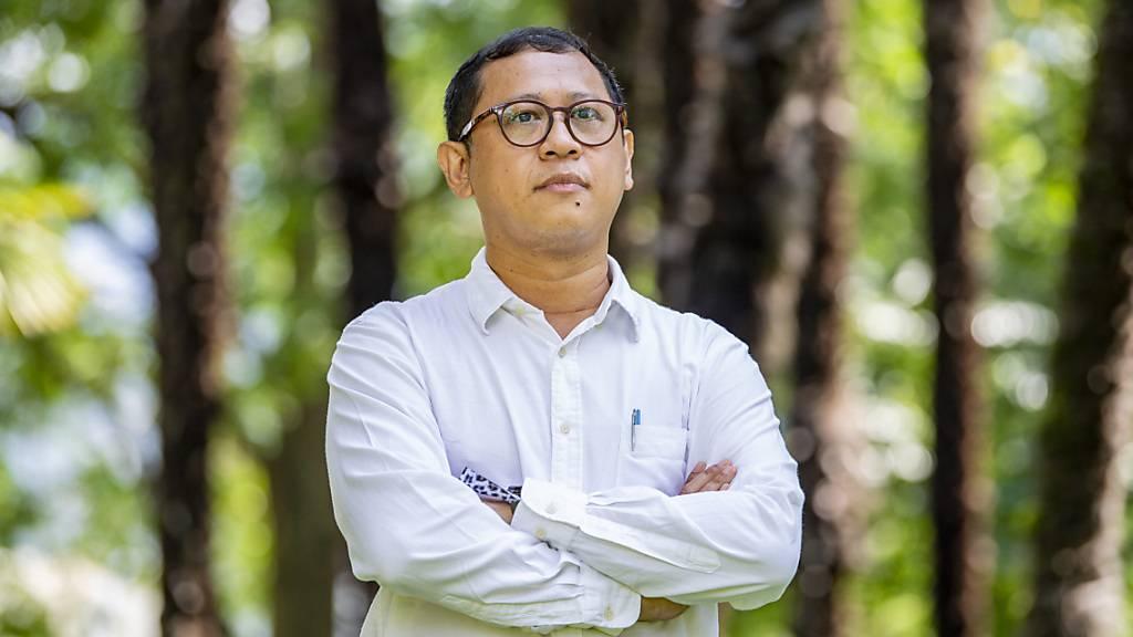 Der indonesische Regisseur Edwin gewinnt mit seinem Film «Vengeance Is Mine - All Others Pay Cash» am 74. Locarno Film Festival den Goldenen Leoparden.