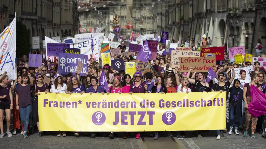 Sex, Job, Feminismus: So fühlen sich Schweizer Frauen