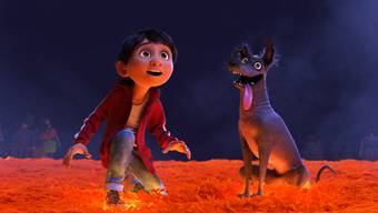 Pixar begeistert mit Animationsfilmen wie «Coco» nicht nur Kinder.