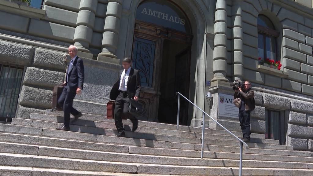 Bernisches Obergericht befasst sich erneut mit Doppelmord von Spiez