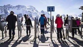Gornergratbahn: Ein «Priority Boarding» verschafft freie Sicht auf das Matterhorn.