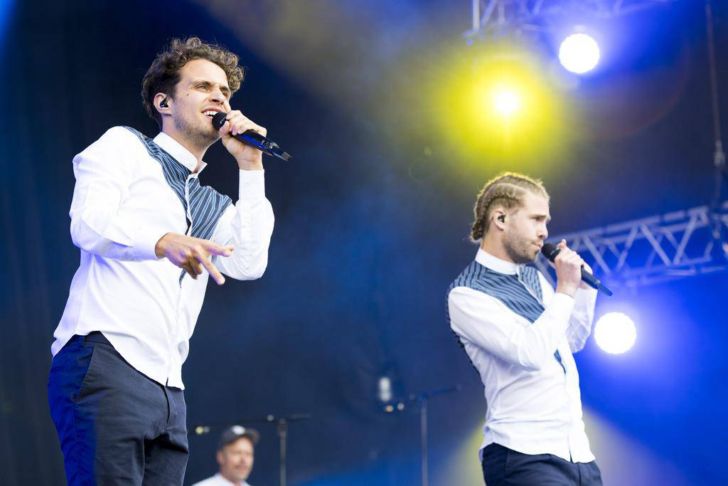 Lo & Leduc (© Getty Images)
