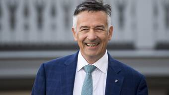 Rasante Politkarriere und Nähe zur Wirtschaft: Der Nidwaldner FDP-Ständerat Hans Wicki. (Archivbild)