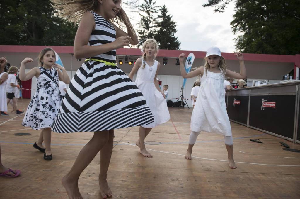 Bilder vom Kinderfest 2015 (© Tagblatt)