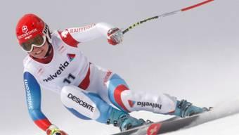 Hoffnungsträgerin: Fabienne Suter ist nach dem Ausfall von Lara Gut die Schweizer Nummer eins.
