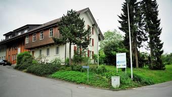 Die Liegenschaft «Lindhübel 4» muss den neuen Doppeleinfamilienhäusern weichen.