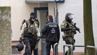 Grosseinsatz der Polizei in Chemnitz – Sprengstoff gefunden