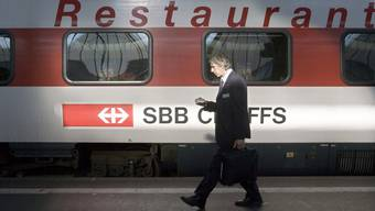 Auf vielen Zügen arbeiten die Kundenbegleiter mittlerweile alleine.