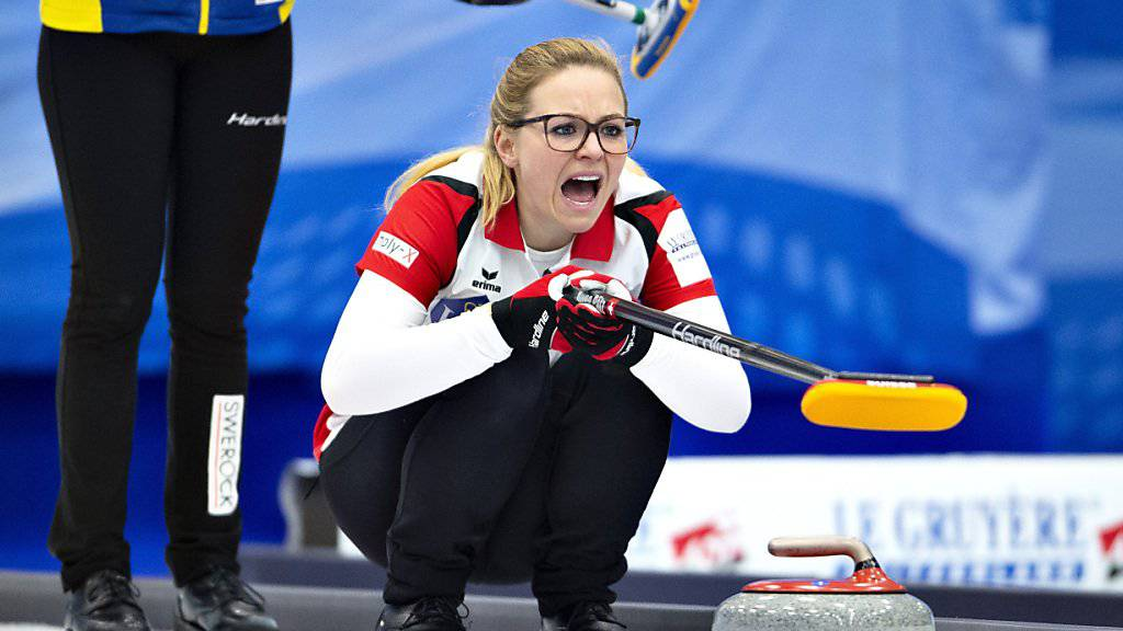 Alina Pätz fehlte es an der Weltmeisterschaft nicht an Arbeit