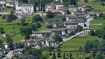 In Brusio im Puschlav im Kanton Graubünden kam es 2010 zu einem grausamen Tötungsdelikt an einem Unternehmerpaar. (Symbolbild)