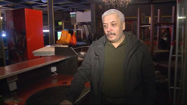 Nach Brandanschlag: Barbesitzer wird weiter bedroht
