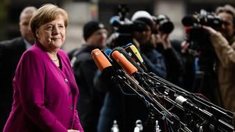 Kanzlerin und CDU-Chefin Angela Merkel.