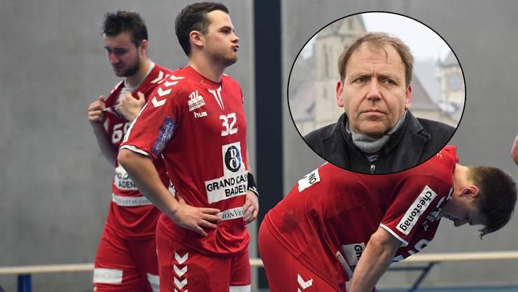 Der grosse Frust: Nach nur einem Jahr in der Nationalliga A sind die Endinger Handballer wieder zweitklassig. Jetzt beginnt die Fehlersuche.