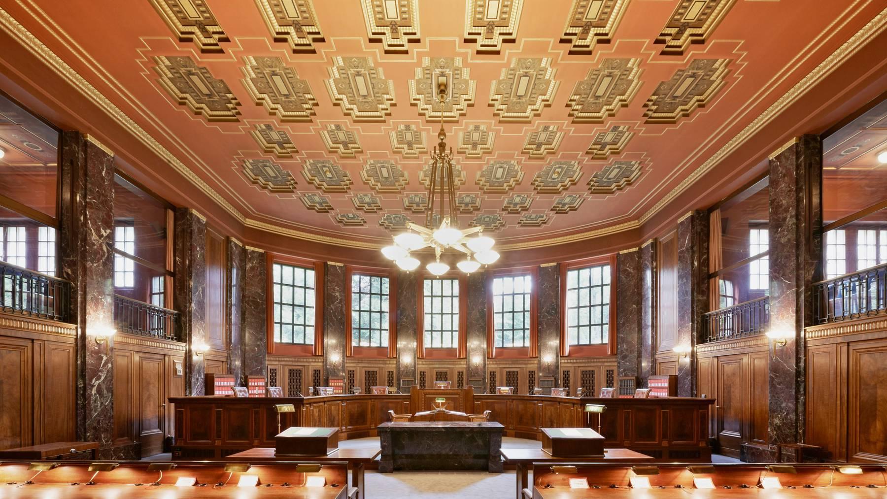Julia Hänni ans Bundesgericht gewählt