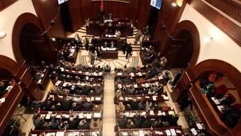 Gegenwind nach Verfassungsentwurf: Parlament in Ägypten (Archiv)