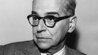 Nobelpreisträger Ivo Andric: Auf dem diplomatischen Parkett vermied er die Konfrontation, in seinem literarischen Werk war er deutlicher.