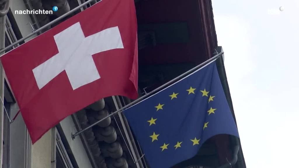 Knatsch um Europaflagge in Zug