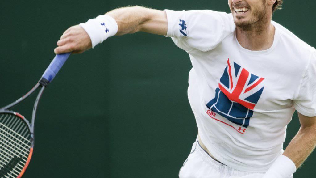 Andy Murray kehrt im Juni auf die Tour zurück