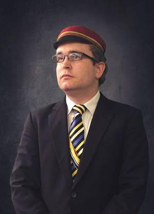 Martin Fussen ist Altherrenpräsident der Verbindung.