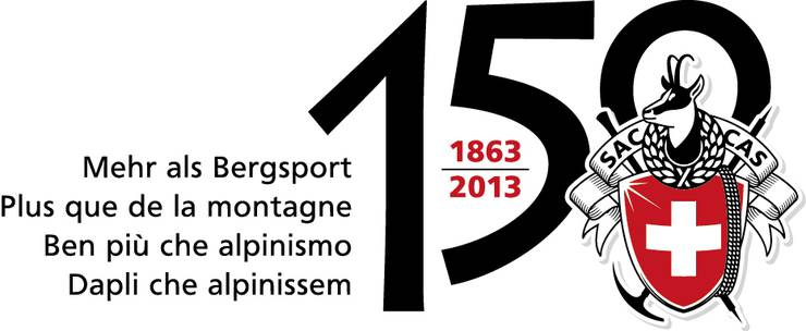Logo zum 150-Jahr Jubiläum