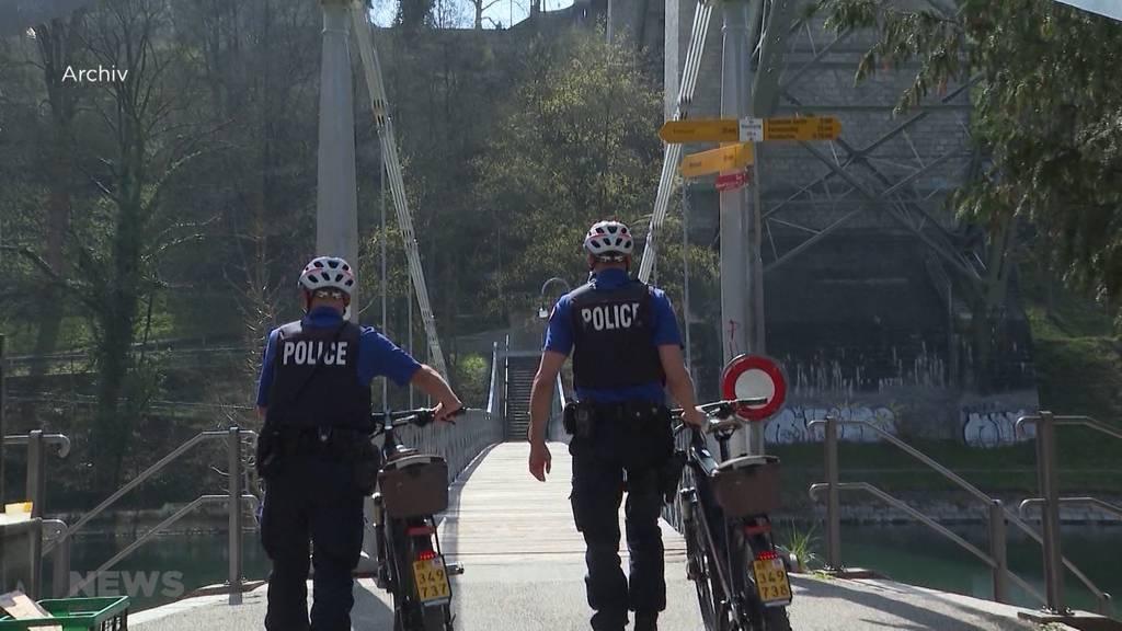 Keine Sicherheit ohne Risiko: Erschwerter Corona-Schutz für Polizei