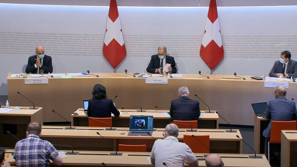 Bundesrat 11 Juni