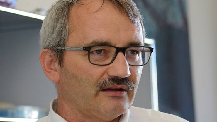 «Die Innovations-kultur hat sich eben noch nicht eingebürgert.» Thomas Heimann Leiter Innovation und Bildung bei der Solothurner Handelskammer.