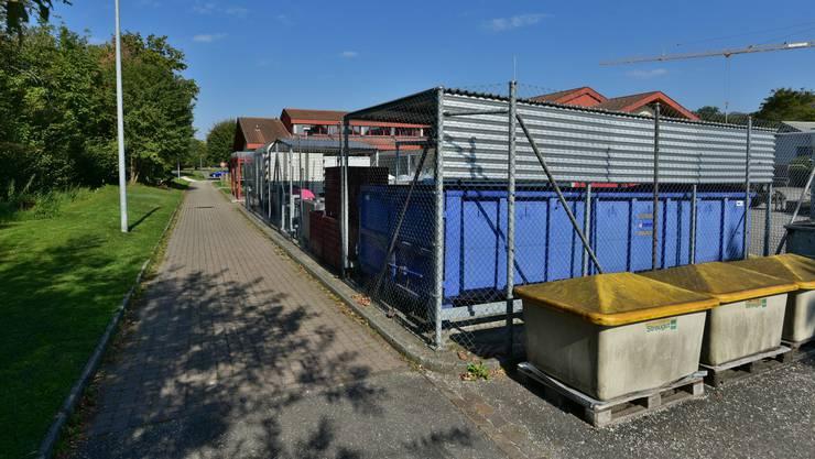 Die Anwesenden befürworteten die Sanierung Werkhofsammelstelle, wo neu auch eine permanente Altpapiersammelstelle eingerichtet werden soll.