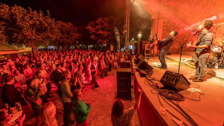 100'000 Besucher kamen zur Jubiläumsausgabe des Luzerner Fests und lauschten Konzerten im Pavillon am Seebecken sowie an anderen Spielorten in der Stadt.