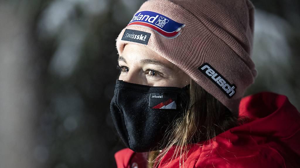 Jasmine Flury und Lara Gut-Behrami beste Schweizerinnen