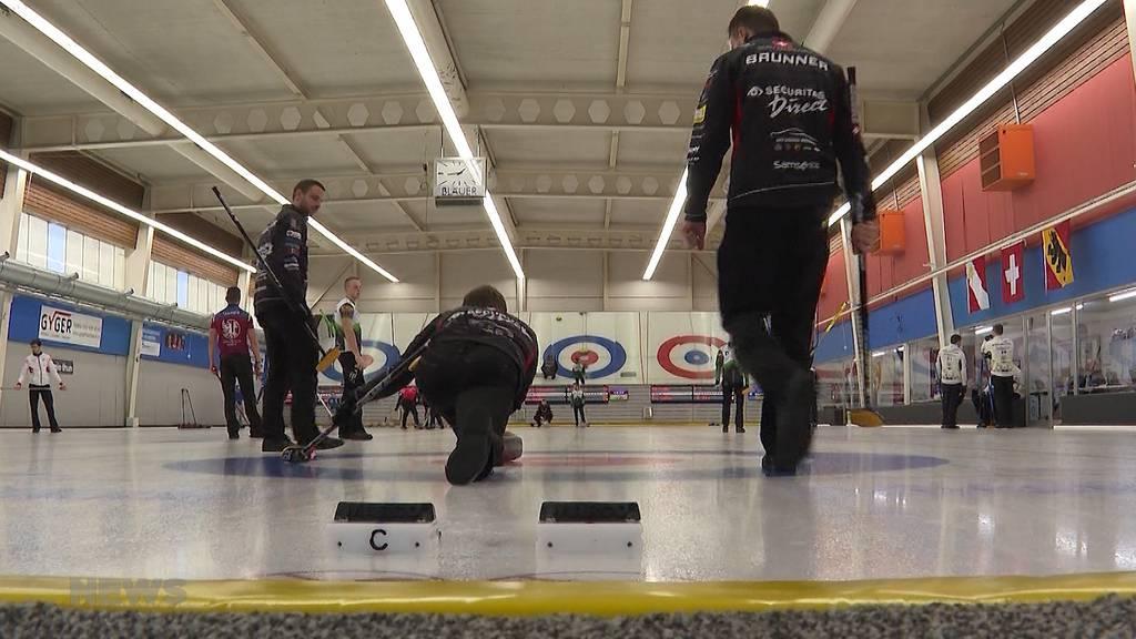 """Berner Curling-Team """"Zähringer"""" auf Meister-Kurs"""